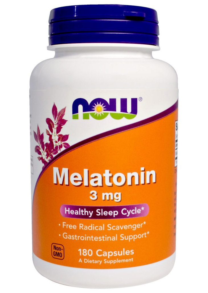 Мелатонин после алкоголя