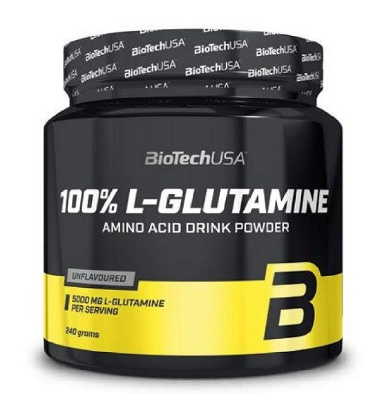 Glutamine and sex drive
